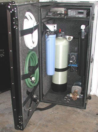 Image of Mobile Water Purification Unit from Global Water Group