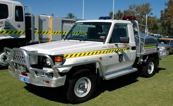 Toyota Land Cruiser Four Wheel Vehicle (SUV) from Japan - Army Technology