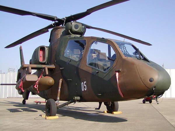 OH-1 light observation helicopter