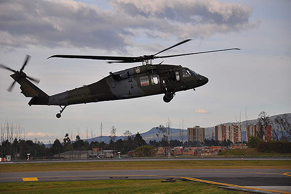 The S-70i Black Hawk helicopter successfully completed its maiden flight in July 2010. Image courtesy of Sikorsky Aircraft Corporation.