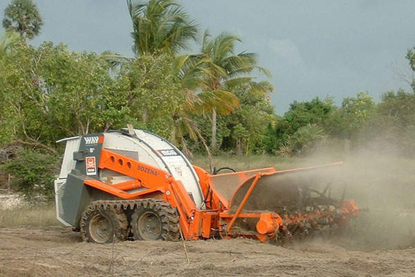 The Bozena 4 demining machine has an overall length of 5,280mm. Image courtesy of WAY INDUSTRIES, a.s.