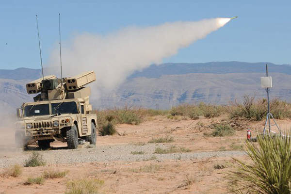 The development of the Stinger missile was commenced in 1967. Image courtesy of Sgt. 1st Class Alejandro Sias.