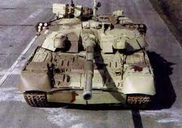 The Oplot-M is an upgraded variant of the T-84 Oplot MBT. Image courtesy of National War College.