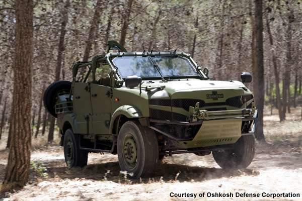 The SandCat vehicle