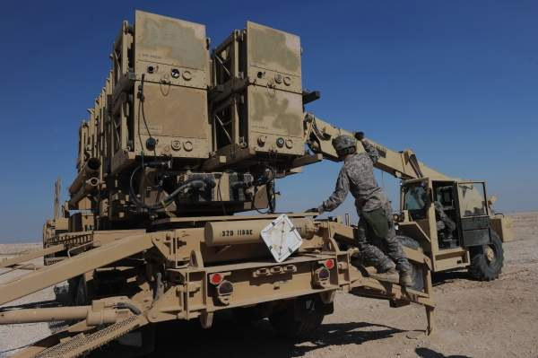 Developed by Raytheon and Lockeed Martin, the Patriot Missile system is in service in the US, Germany, Greece, Israel, Japan, Kuwait, the Netherlands, Saudi Arabia, Korea, Poland, Sweden, Qatar, United Arab Emirates, Romania, Spain and Taiwan.
