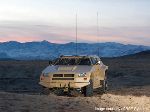 The JLTV variations are based on three joint functional concepts.