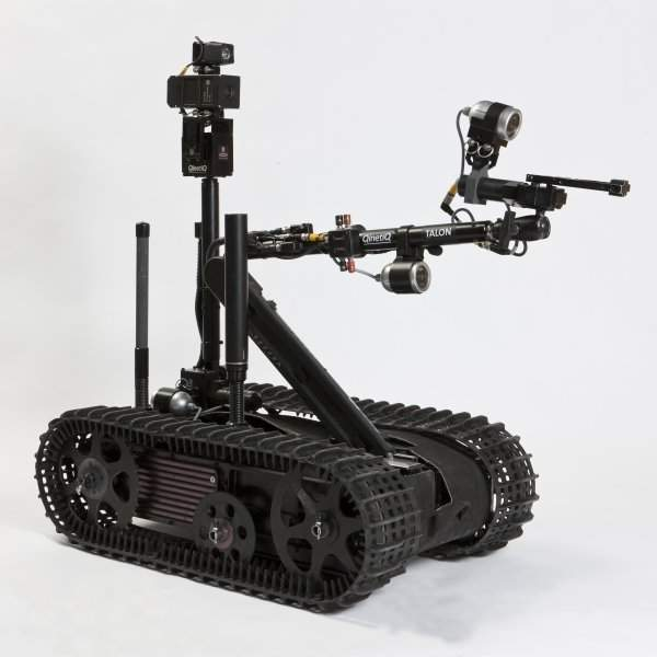 Armed Aware And Dangerous The Top Five Military Robots