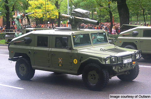 VAMTAC is used by the armed forces of Dominican Republic, Morocco, Romania and Venezuela.