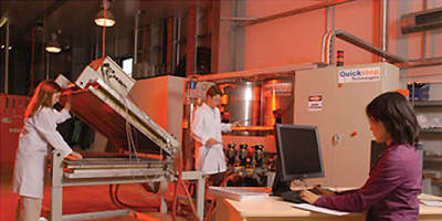 VCAMM testing and simulation laboratory