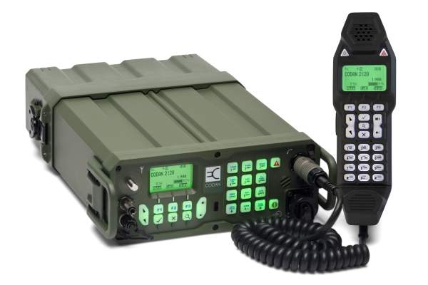 Codan Communications - Army Technology