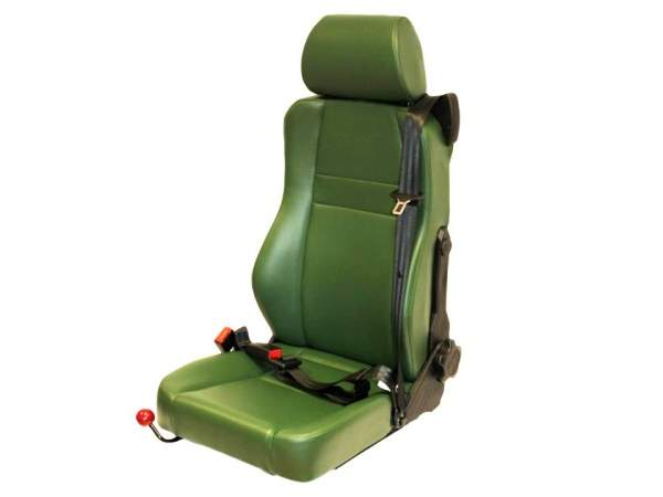 military seat