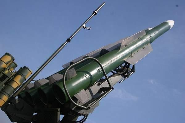 The Buk-M2E uses 9M317 anti-aircraft-guided missiles. Image courtesy of Yuriy Lapitskiy.