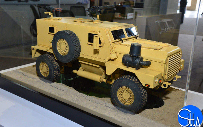 PKSV is designed by General Dynamics Land Systems. Image courtesy of Ministry of Defence.