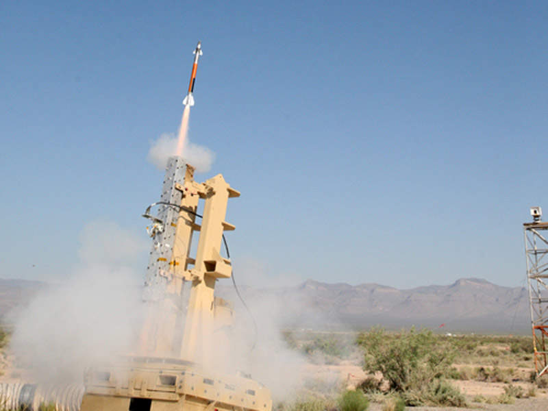 MHTK missile was developed by Lockheed Martin for the US Army. Image courtesy of Lockheed Martin Corporation.