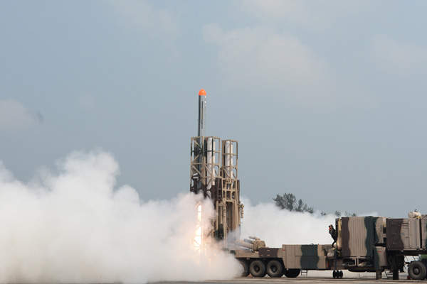 Nirbhay missile can be launched from multiple platforms including air, land and ships and submarines. Image: courtesy of Defence Research & Development Organisation (DRDO).