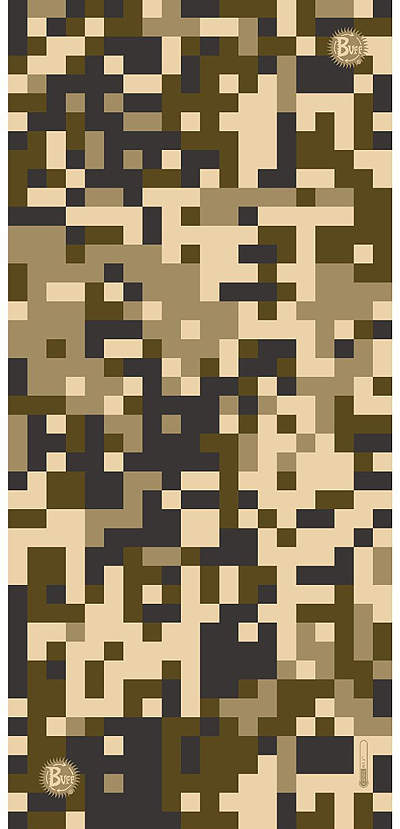 Camouflage Military Headwear Designs