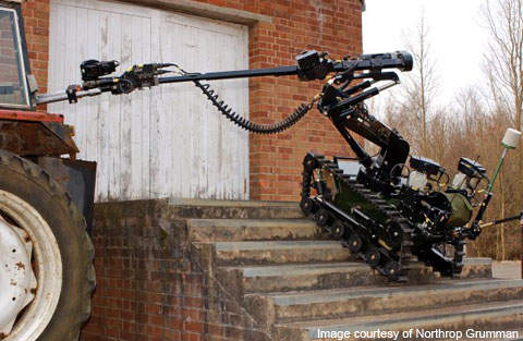 The Wheelbarrow Mk9
