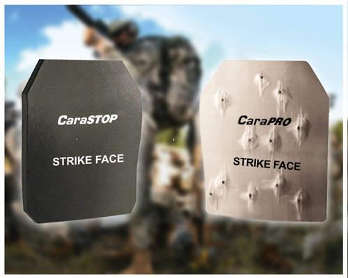 SM Carapace composite armour plates