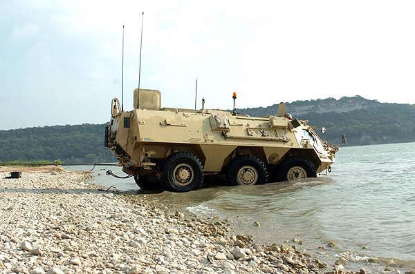 M93A1 / M93A1P1 Fox NBC Reconnaissance Vehicle - Army Technology
