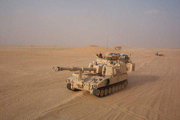The US Army intends to procure 580 sets of Paladin PIM vehicles. Image courtesy of U.S. Army.