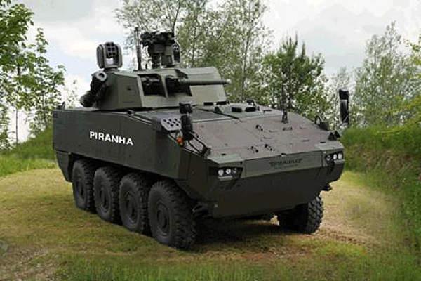 Piranha V