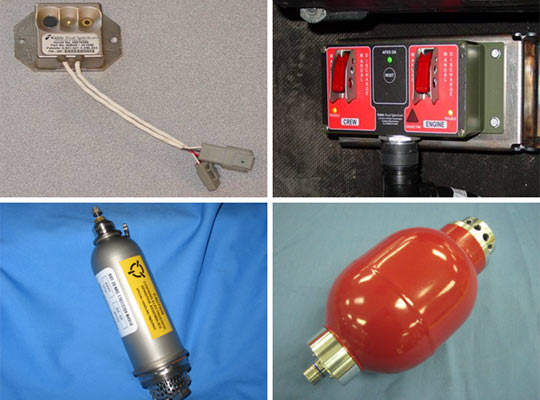 Kidde Fire Systems Components