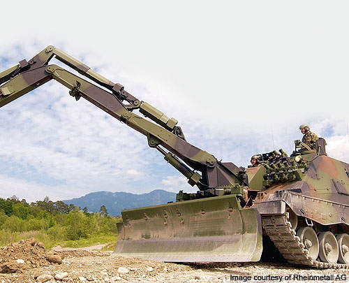 Germany-based Rheinmetall, the co-producer of the Leopard tanks, had teamed up with RUAG of Switzerland to develop, manufacture and market the Kodiak tanks.