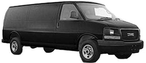 Image of the Savana based multi-prupose security van with configurable armor