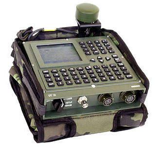 RF20 EPM handheld transceiver