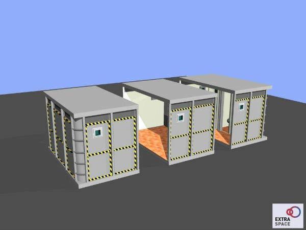 flatpack buildings