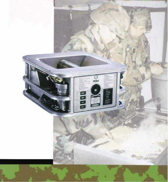 International Thermal Research - Army Technology