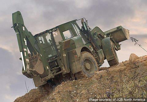 HMEE-I provides blast and ballistic protection