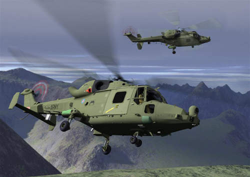 The army's AW159 Lynx Wildcat will have new mission systems and avionics, including tactical processor, integrated display units, secure communications control system (SCCS) and Bowman radio functionality.