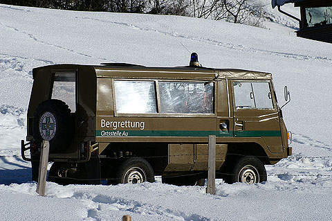 Austria, the UK, New Zealand, Malaysia and Switzerland operates the Pinzgauer all-terrain vehicle.