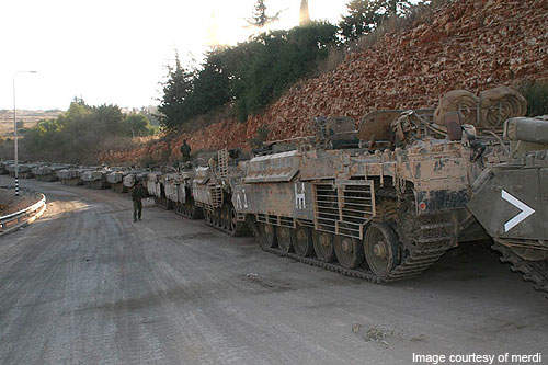 Achzarit heavy APCs are currently being deployed in Judea, Samaria and the Gaza regions by the IDF.