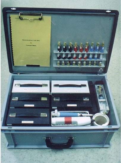 AIRSENSE Analytics sampling kit