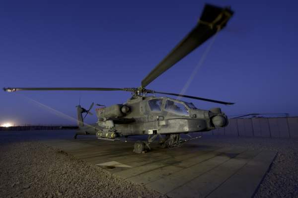 The AH-64D Longbow was deployed by the US Army in Afghanistan as part of Operation Anaconda, in support of Operation Iraqi Freedom and, from June 2003, in South Korea.