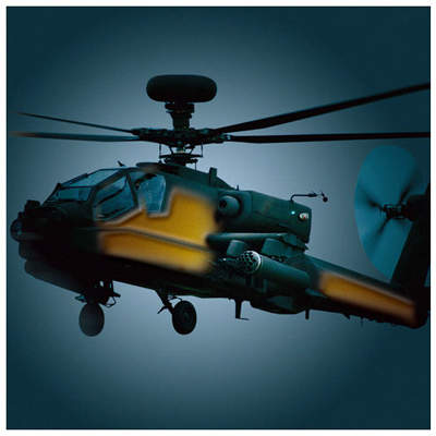 Helicopter protection products from SM Carapace