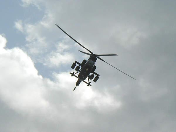 observation helicopter
