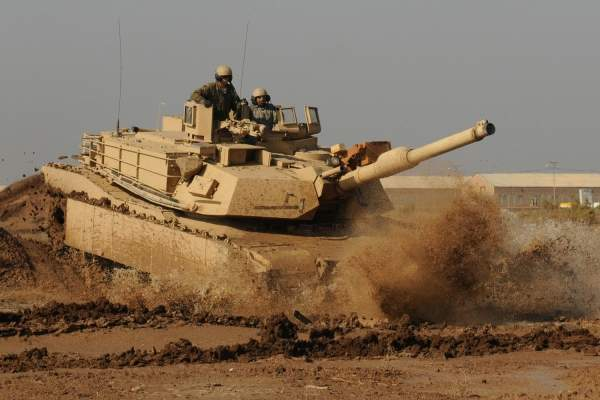 For the M1A2 upgrade programme, more than 600 M1 Abrams tanks were upgraded to M1A2 configuration at the Lima Army tank plant