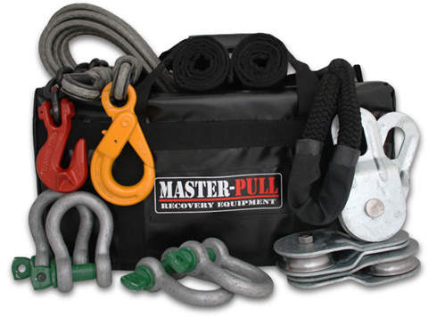 Content of the W4000EX vehicle extraction kit for efficient vehicle extraction