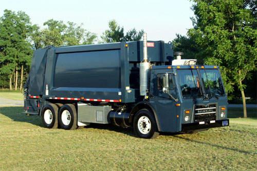 Mack MP7 Truck with 11 liter base engine