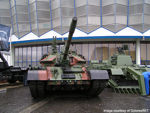 The Romanian General Staff issued an order in March 1994 to commence a modernisation programme for upgrading the TR-85 tank to NATO standards.