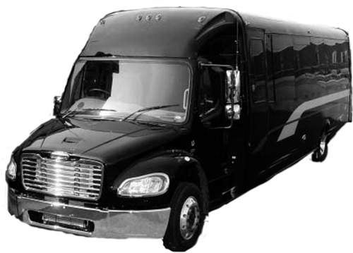 Image of the Warden Vehicle from Tallcoat Corporation