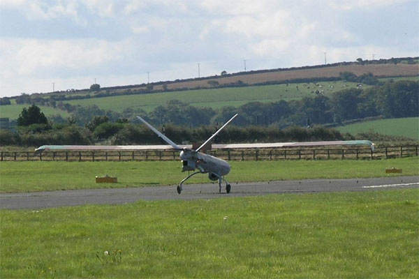 Flight tests of the Watchkeeper air vehicles are being carried out at the Parc Aberporth facility in Cardigan Bay, Wales.