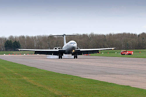 Bruntingthorpe Airfield