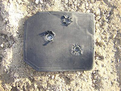 Ceramic Insert Plates
