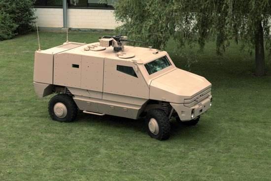 Aravis Tank