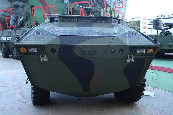 AV8 APC