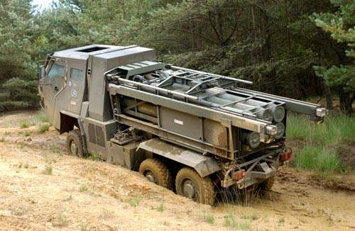 LIMAWS(R) can launch six precision GPS-guided GMLRS rockets to a range of more than 60km.